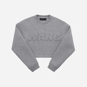 Alexander Wang x H&M - Neoprene Crop Sweatshirt